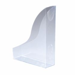 Pojemnik na katalogi A4 Durable Basic przezroczysty