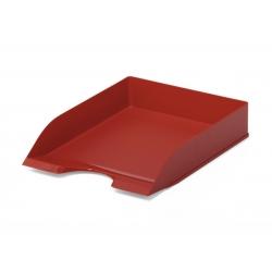 Szuflada na dokumenty A4 Durable Basic czerwona