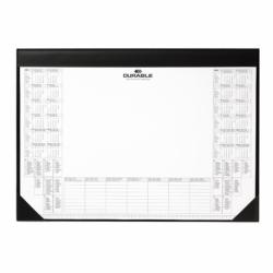 Podkład na biurko z kalendarzem DURABLE