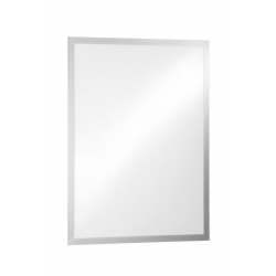 Ramka samoprzylepna Duraframe Poster A2 srebrna, 42 x 59,4 cm