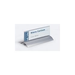 Identyfikator stojący Durable 104x100mm/2szt