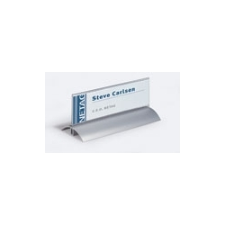 Identyfikator stojący Durable 122x150mm/2szt