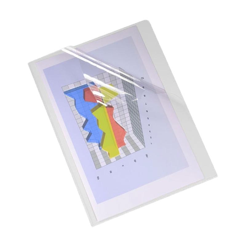 Ofertテウwka twarda Biurfol A4, krystaliczna, 0,20mm, opak. 25 szt