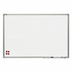 Tablica suchościeralna-magnetyczna lakierowana w ramie aluminiowej OfficeBoard 90x60