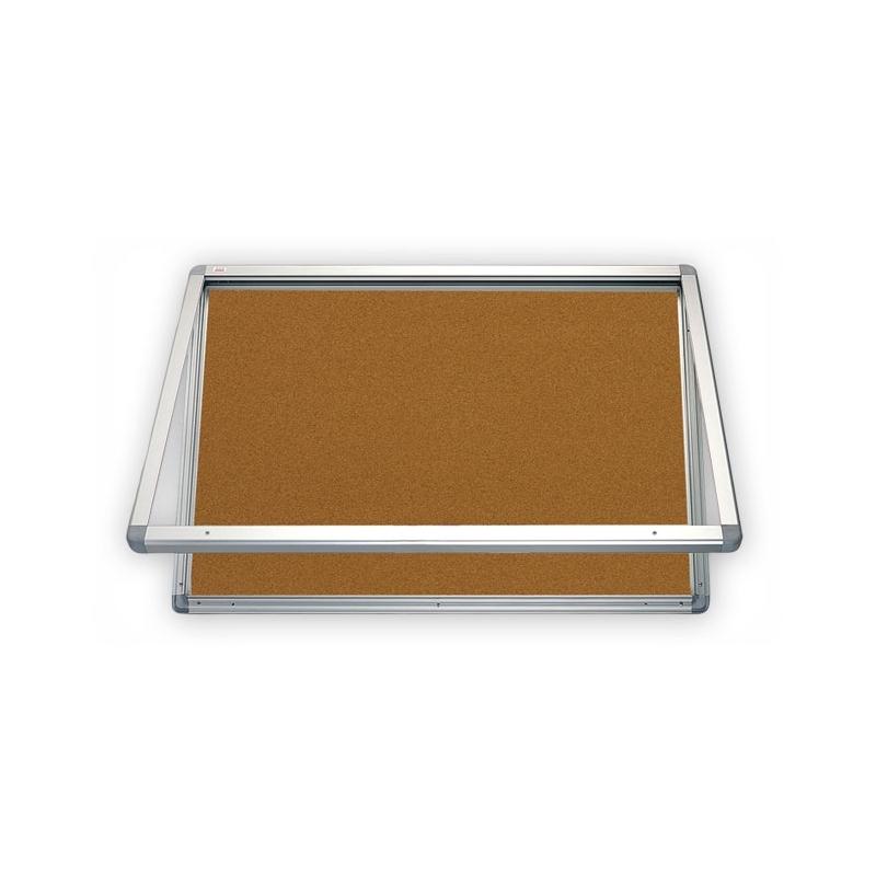 Gablota informacyjna korkowa 2x3 120x90cm