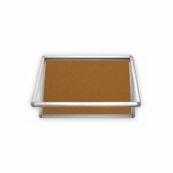 Gablota informacyjna korkowa 2x3 90x60cm