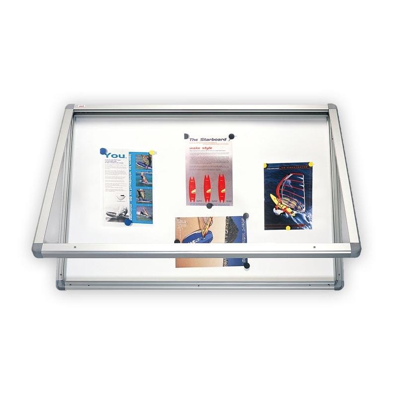 Gablota informacyjna suchościeralna 2x3 150x100cm