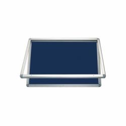 Gablota informacyjna tekstylna 2x3 90x60cm