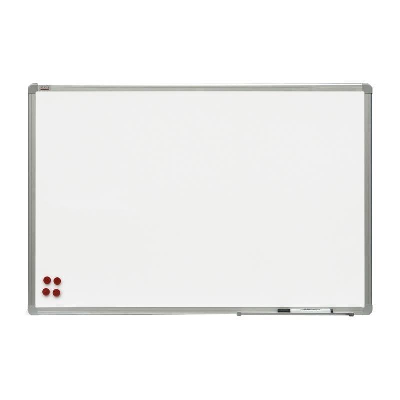 Tablica suchoナ嫩ieralna-magnetyczna ceramiczna w ramie aluminiowej OfficeBoard 120x90