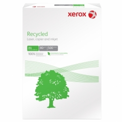 Papier do drukarek i kopiarek Xerox Recycled A4, 80g