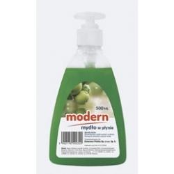 Mydło w płynie Modern 0,5 l, zielone jabłuszko