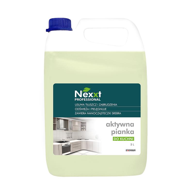Pianka Nexxt do czyszczenia powierzchni kuchennych 5 litrテウw