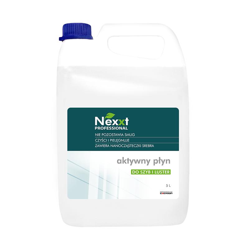 PナZn Nexxt do czyszczenia szyb i luster 5 litrテウw