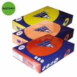 Papier kolorowy intensywny TROPHEE A4, 80g miętowy