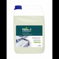 Pianka Nexxt do mycia łazienki 5 litrów