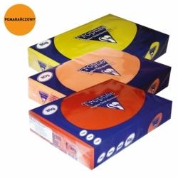 PAPIERY KOLOROWE INTENSYWNY TROPHEE A4, 80 G pomarańczowy