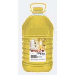 Płyn do mycia naczyń Modern cytrynowy, 5 litrów