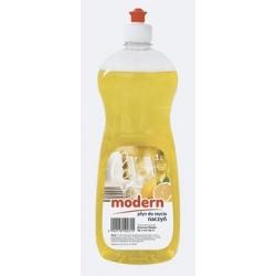 Płyn do mycia naczyń Modern cytrynowy, 1 litr