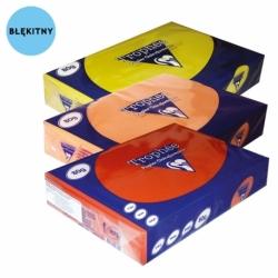 PAPIERY KOLOROWE PASTELOWE TROPHEE A4, 160 G błękitny