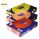 Papier kolorowy pastelowy TROPHEE A4, 160g. kremowy