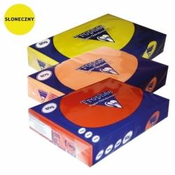 Papier kolorowy intensywny TROPHEE A4, 160g słoneczny