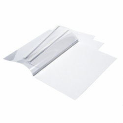 Termookładki Standing Lux Lami białe 15/16 mm