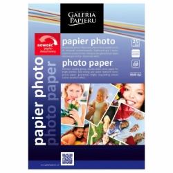 Papier fotograficzny Galeria PapieruA4, 200g, 25 ark, błyszczący dwustronny