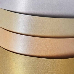Karton ozdobny Premium Galeria Papieru A4, 20 ark. Iceland antyczne złoto