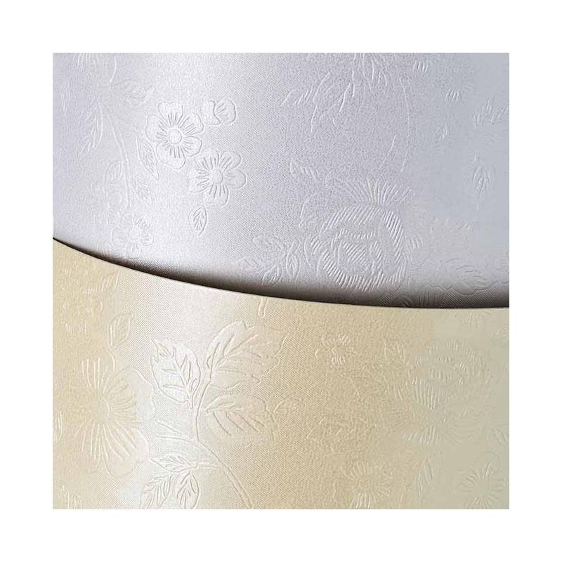 Karton ozdobny Premium Galeria Papieru A4, 20 ark. Floral kremowy