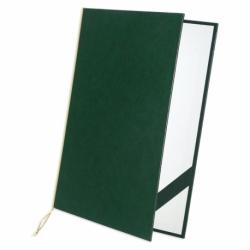 Okładka na dyplom ARGO zielona