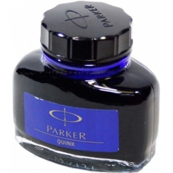 Atrament Parker Uuink niebieski, 57 ml