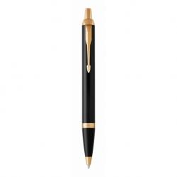 Długopis Parker IM Muted Black GT