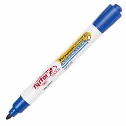 Marker permanentny Rystor RMP niebieski, okrągła końcówka