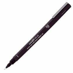 Cienkopis kreślarski UNI PIN 200 0,3 mm, czarny