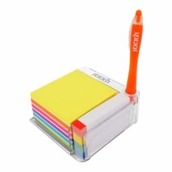 Podajniki z karteczkami i zakładkami Stick'N 780 karteczek
