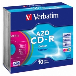 Płyta CD-R Verbatim 700 MB