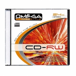 Płyta CD-RW Freestyle 700MB