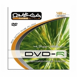 Płyta DVD-R Freestyle, 16x, 4.7GB