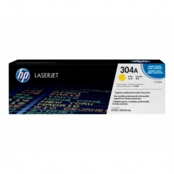Toner HP CC533A yellow