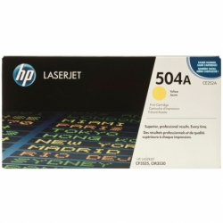 Toner HP CE253A yellow