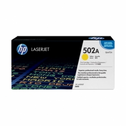 Toner HP Q6472A yellow