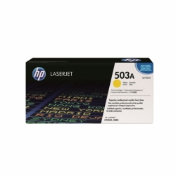 Toner HP Q7582A yellow