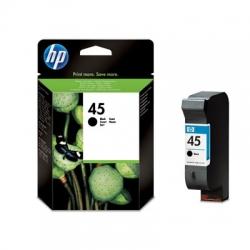 Tusz HP 51645AE czarny