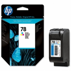 Tusz HP C6578DE kolor