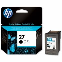 Tusz HP C8727AE czarny
