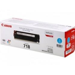 Toner Canon CRG-718C cyan
