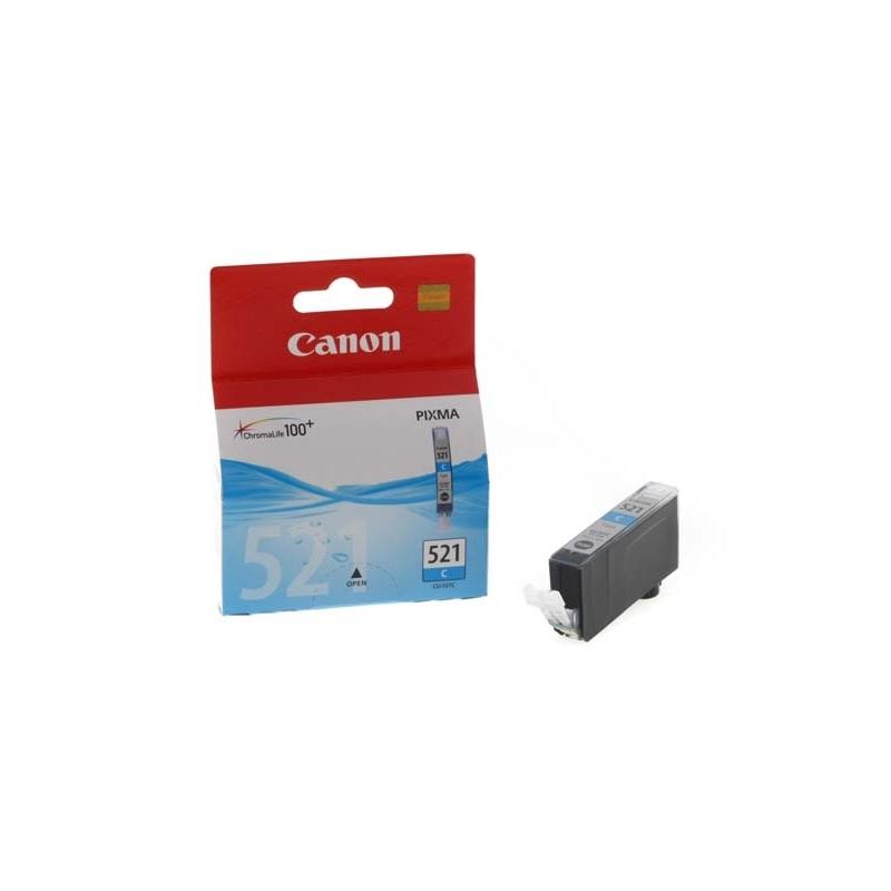 Tusz Canon CLI521C cyan