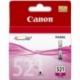 Tusz Canon CLI521M magenta