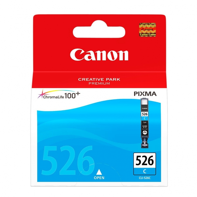 Tusz Canon CLI526C cyan
