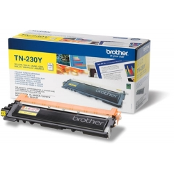 Toner Brother TN-230Y yellow